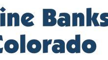 Alpine Banks of Colorado Declares Common Shareholder Dividend