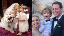 A look behind the scenes of Emma Freedman's wedding