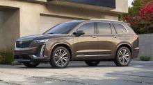 2020 Cadillac XT6 fuel economy announced