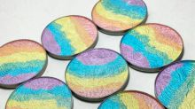 The Internet Totally Lost It Over This Magical Rainbow Highlighter