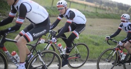 Cyclisme - T. de Romandie - Trait de fracture pour Warren Barguil