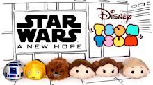 'Star Wars' Retold by Tsum Tsums Will Give You a Toothache