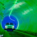 Elon Musk does the math on another massive tunnel