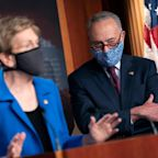 Elizabeth Warren and Chuck Schumer are leading an effort to give student-loan borrowers another 6 months of relief