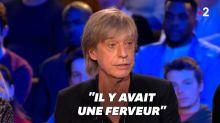"Jean-Louis Aubert s'est senti ""utile"" en jouant au Bataclan"