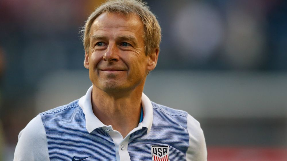 Klinsmann targeting semi-finals for USA at 2018 World Cup