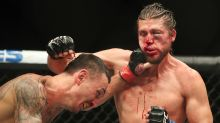 Brutal cost of unbeaten UFC fighter's bloody first defeat