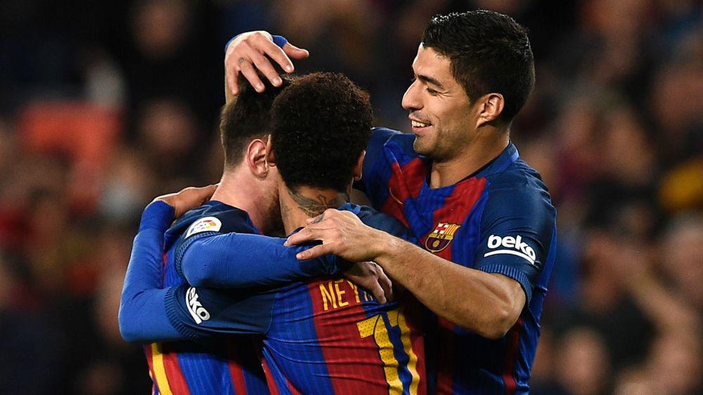 Messi, Suarez and Neymar are like sharks, warns Chiellini