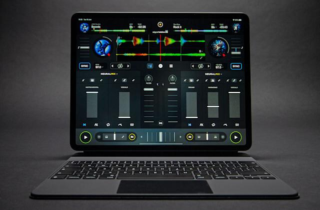 Djay Pro uses AI to turn songs into acapellas and instrumentals on-the-fly