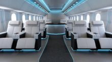 Astronics Introduces New Ambient Lighting for Aircraft Cabins