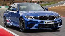 """BMW M3 """"Pure"""" (2020) kommt wohl mit Heckantrieb, 6-Gang-Schalter"""