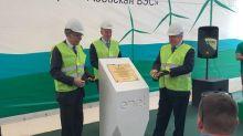 Enel in Russia pone la prima pietra Parco eolico ad Azov