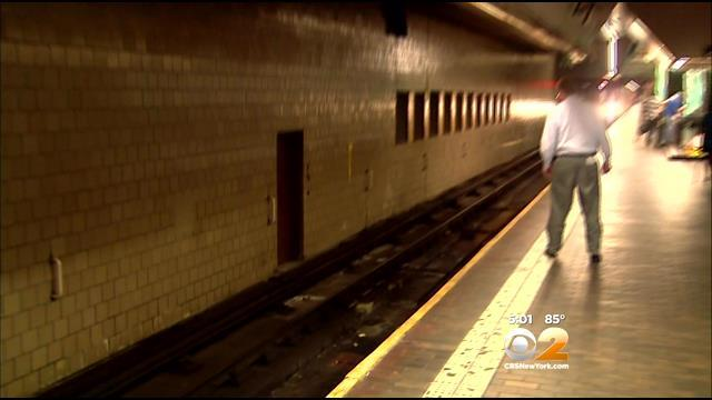 Stroller Carrying Toddler Rolls Onto Subway Tracks In Queens