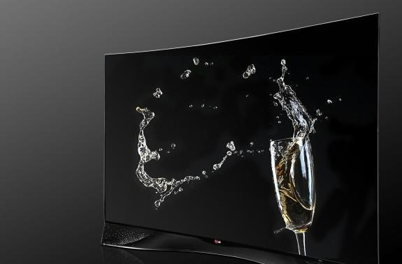 LG's Swarovski-encrusted OLED TV is a thing that exists