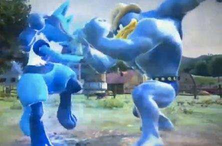 Tekken-style Pokemon fighter unveiled for arcades in 2015