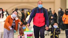 China virus outbreak drags down global market rally