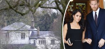 Major sign Harry and Meghan will lose Frogmore