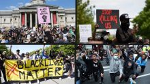 U.S. Protests Spark Reactions Around the World, From Citizens to Leaders