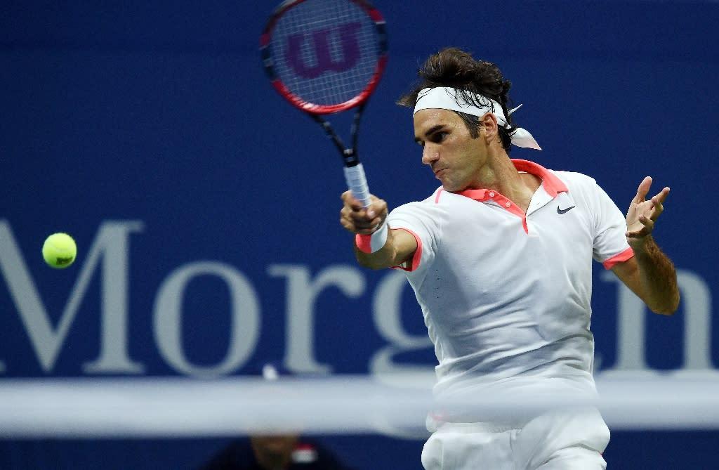Federer Sabr