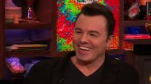 Seth MacFarlane says Oscar winner still has 'hard feelings' about 'Family Guy' joke