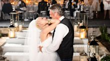 Carson reveals details of Gwen and Blake's vows — including song that Blake wrote