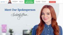 Not a joke: Lindsay Lohan turns multiple arrests into spokesperson gig for Lawyer.com