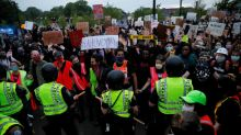 U.S. assessment finds opportunists drive protest violence, not extremists