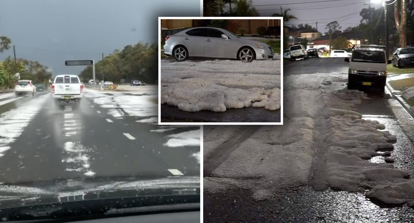 hail storm sydney - photo #28