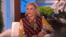 Busy Philipps tears up while recalling her rape on 'Ellen': 'It's sadly the most unoriginal horror'
