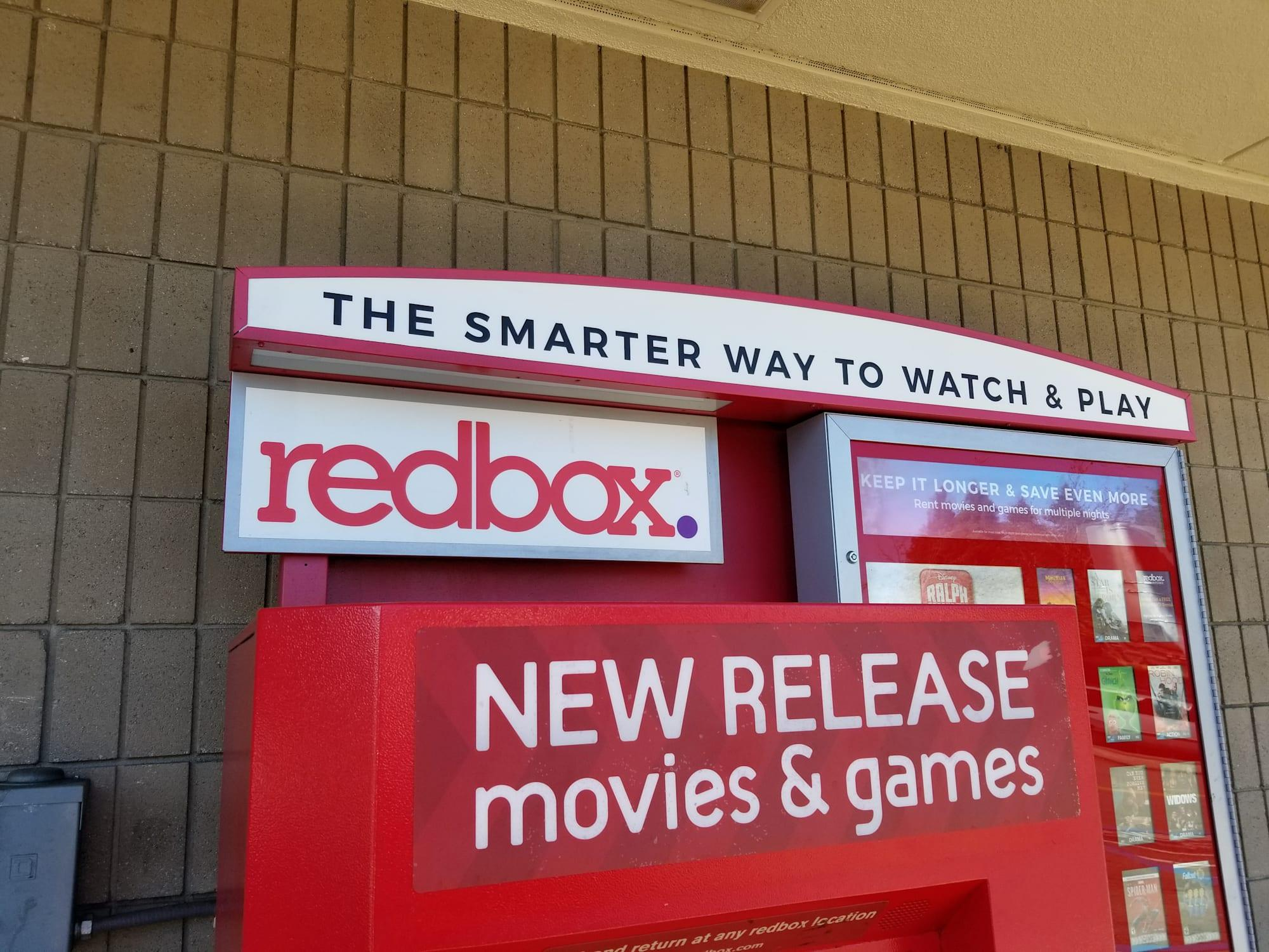 Redbox Lionsgate Deal Keeps New Movies In Kiosks Engadget