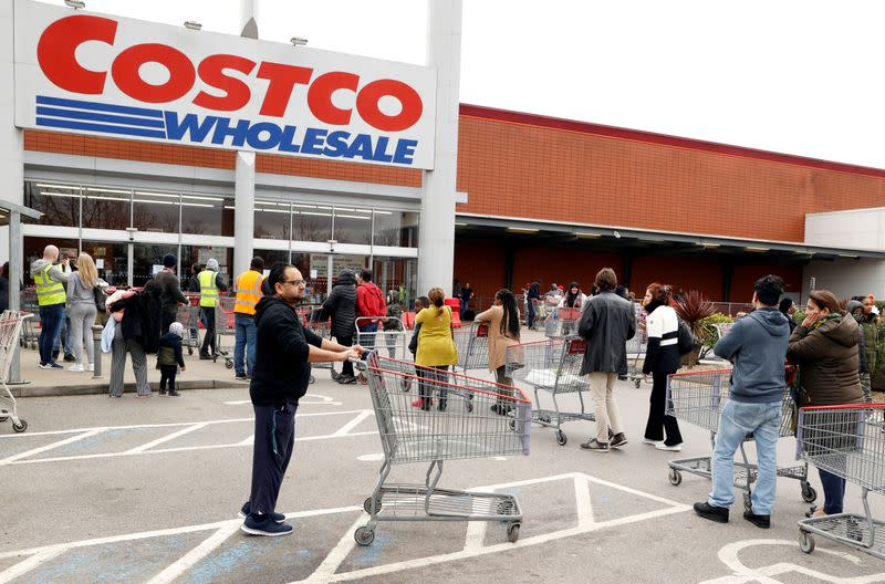 Costco joins other stores giving priority access to health workers, first responders