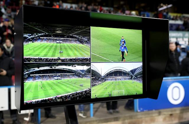 FIFA rulemakers approve the use of video referees