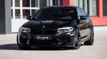 G-Power bringt BMW M5 auf 800 PS