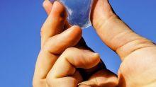 Llega la primera botella de agua... comestible