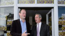 UKIP rows deepen as Farage calls for only MP to leave