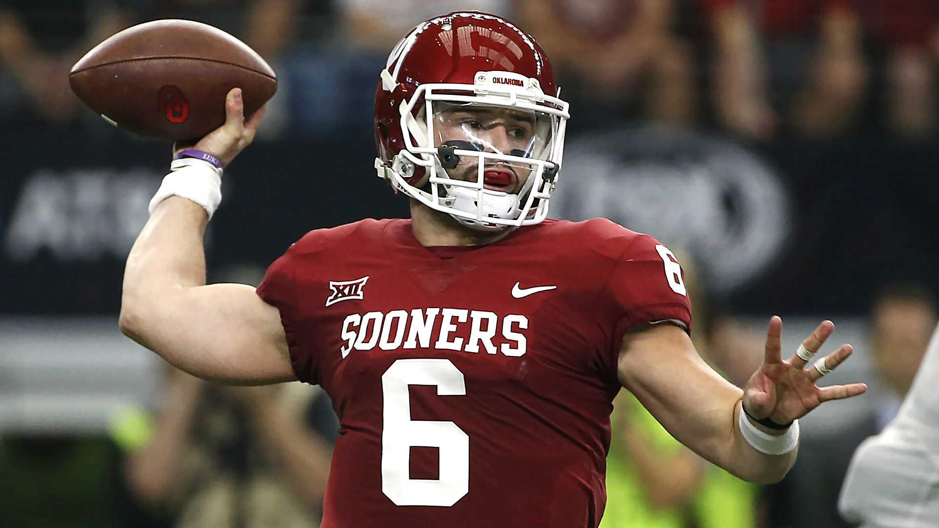 Baker Mayfield relishing opportunity to prove himself ...