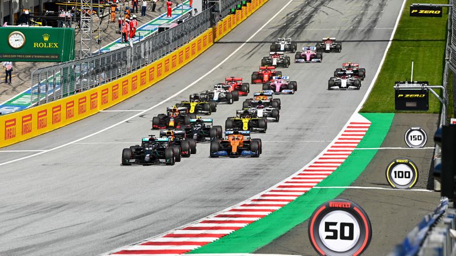 F1賽程再變更土耳其GP遭取消奧地利將連辦兩站