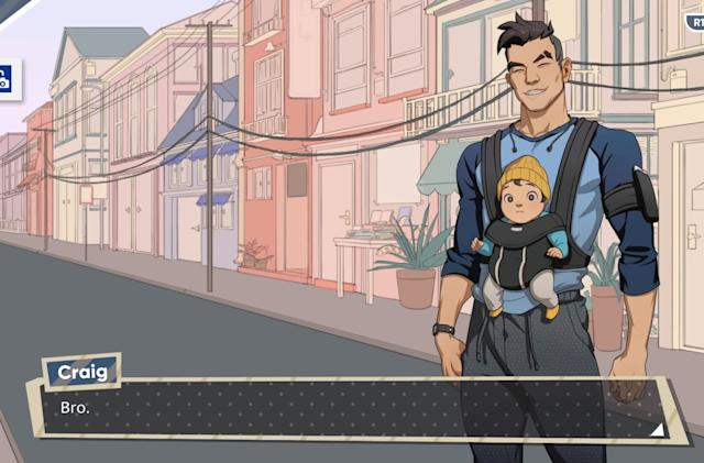 Dad dating sim 'Dream Daddy' arrives on PS4 October 30th