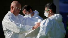 Australia's COVID-19 deaths in virus hotspot fall to two-week low