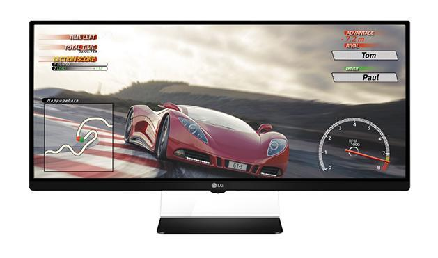 LG will show off curved, 21:9 and 4K monitors at CES