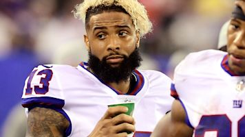 Another Giant concern: OBJ is no fan of H20
