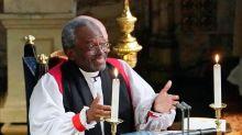 Royal Wedding: Leidenschaftlicher Reverend sorgt für belustigte Royals