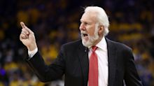 The NBA's war with Trump continues: Spurs Coach Popovich calls the president a 'soulless coward'
