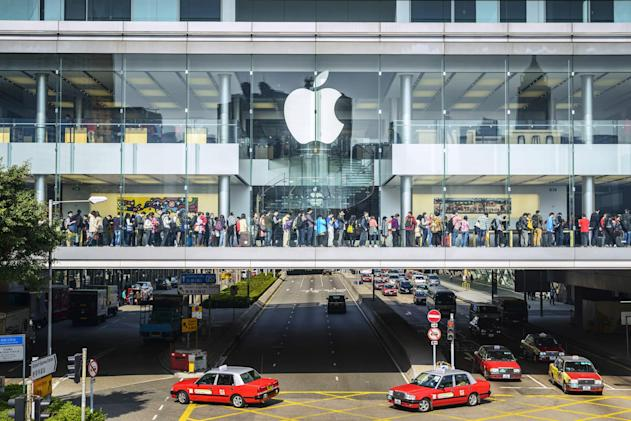 Apple will build an R&D center in China's Silicon Valley