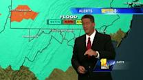 Tony: Expect storms in morning, evening