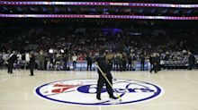 76ers-Kings postponed due to slick, slippery floor in Philly