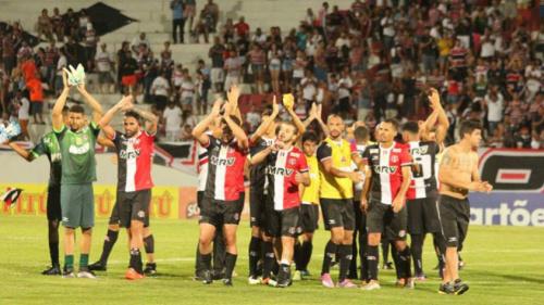 Santa Cruz e Sport se enfrentam pela Copa do Nordeste em nova data