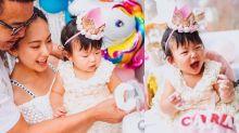 最幸福人妻新加坡豪宅曝光!好媽媽Race是這樣為女兒慶生的!