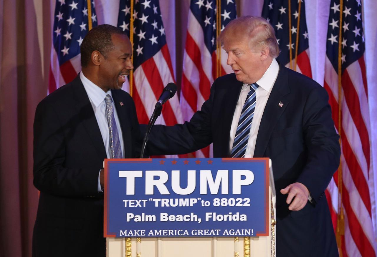 Ben Carson on accusation Trump plagiarized his op-ed: 'It doesn't ...