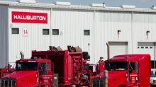 Halliburton takes $2.2 billion charge on shale slump